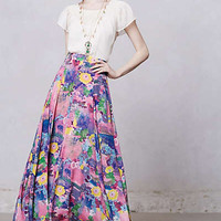 Anthropologie - Talitha Postcard Skirt