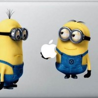 Despicable Me Decal - Vinyl Macbook / Laptop Decal Sticker Graphic:Amazon:Everything Else