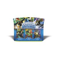 Skylanders Spyro Adventure Triple Character Pack