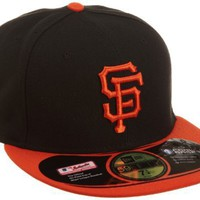 MLB San Francisco Giants Authentic On Field Alternate 59Fifty Fitted Cap