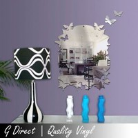 Butterfly Mirror Wall Sticker 2