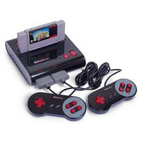 Retro Duo NES/SNES Game System