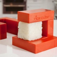 Perfect Rice Cube Maker | Need These Things