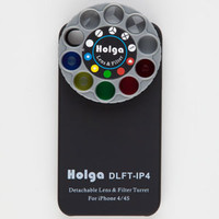 HOLGA iPhone 4/4S Detachable Lens & Filter Turret