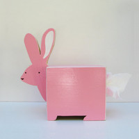 Rabbit Tissue Holder - Ships August 23rd