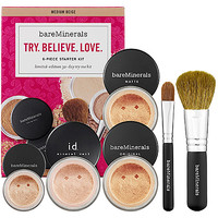 bareMinerals Try. Believe. Love. Kit  : Complexion Sets | Sephora