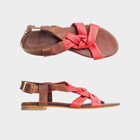 KNOTTED SANDAL    | TOAST