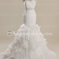 Fit-n-Flare Wedding dress
