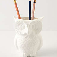 Anthropologie - Sleepy Hollow Pencil Cup