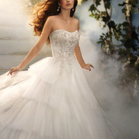 Style 209 | Disney Fairy Tale Bridal | Alfred Angelo