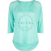 VOLCOM Varlet Womens Crop Top