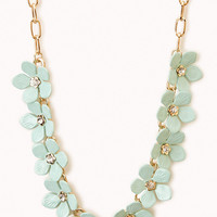 FOREVER 21 Floral Necklace