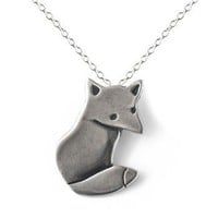 Handmade Gifts | Independent Design | Vintage Goods Fox Necklace - New Arrivals