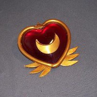 Cosplay Super Sailor Moon Broach by southernmooncreation on Etsy