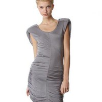Factory by Erik Hart Shirred Jersey Dress at I Don't Like Mondays