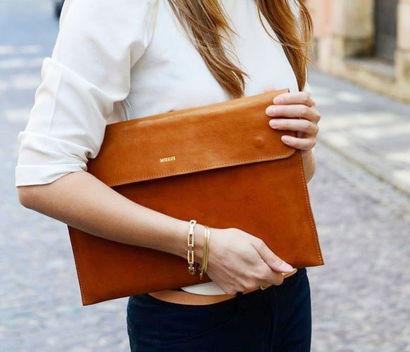 Leather Macbook Case