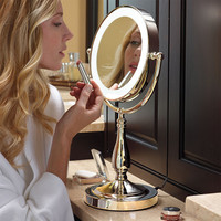 Touch Light Vanity Mirror