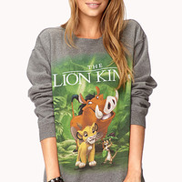 Disney's The Lion King© Sweatshirt | FOREVER 21 - 2002246408