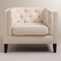 Ivory Kendall Chair - World Market