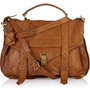 Proenza Schouler | PS1 extra large leather satchel | NET-A-PORTER.COM