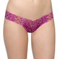 Hanky Panky Flame Low Rise Thong 7P1582 - Free Shipping at Freshpair.com