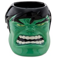 Sculptured Hulk Mug | Disney Store