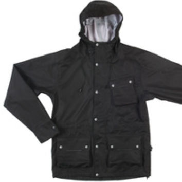 ALBACORE Three Layer Tech Jacket (f2b)