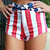 American Fever Hotpants