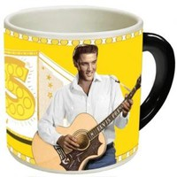 Elvis Timeless Mug - Whimsical & Unique Gift Ideas for the Coolest Gift Givers