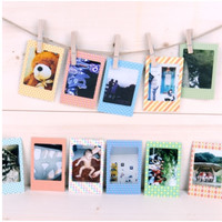Retro Instax Mini Film Frame Sticker Set