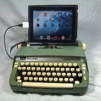 USB Typewriter for Mac or PC  Smith Corona Super by usbtypewriter