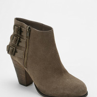 Urban Outfitters - Kimchi Blue Triple-Buckle Ankle Boot