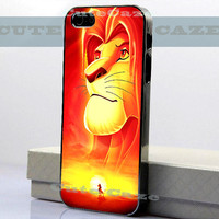 The Lion King - Walt Disney - characters - iPhone 4/4S Case - iPhone 5 Case - Samsung Galaxy S3 case - Samsung Galaxy S4 case