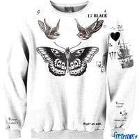 Styles Tattoo Crewneck