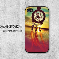 Dream Catcher iPhone 4 Case, iPhone 4s Case, iPhone 4 Cover, iPhone 4s Cover, iPhone Hard Case