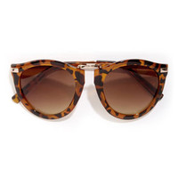 Goucher Tortoise Sunglasses