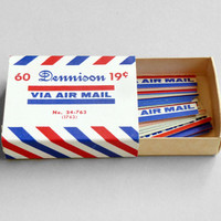 Present&Correct - Airmail Labels