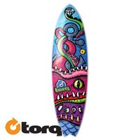 Torq Sea Monster Fun Surfboard - 6ft 6