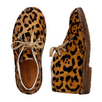 Girls' Collection leopard MacAlister boots - collection - Girl's Shop By Category - J.Crew
