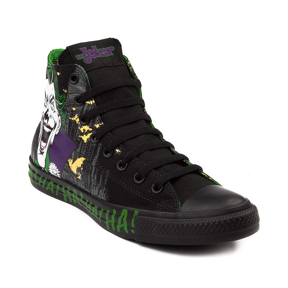 Joker Converse Shoes Journeys