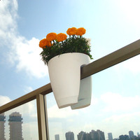 Greenbo Railing Planter - CKIE