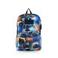 Blue Dream Stardust Sky Backpack Laptop Backpack