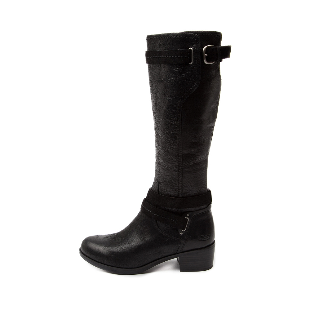 womens ugg darcie boot black from journeys