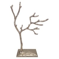 Jewelry Tree - Nickel Finish