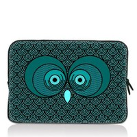 "Owl 13"" 13.3"" inch Notebook Laptop Case Sleeve Carrying bag for Apple Macbook pro, Air, Vostro, Lenovo thinkpad and various other Laptops"