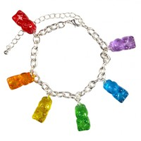 Gummy Charm Bracelet | Girls Jewelry Accessories | Shop Justice
