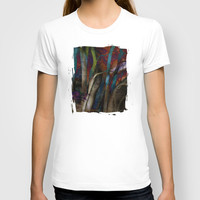 Funky Woods © T-shirt by JUSTART
