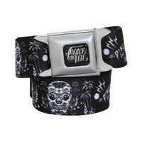 Pierce The Veil Sugar Skull Seat Belt Belt | Hot Topic