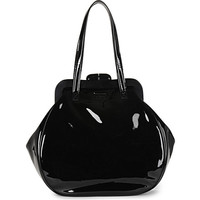Large Patent Pollyanna bag - LULU GUINNESS - Shop Women - Bags | selfridges.com
