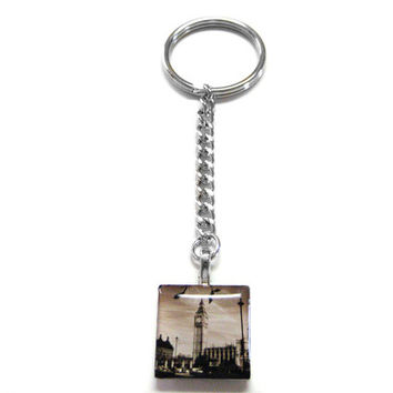 Big Ben Key Chain